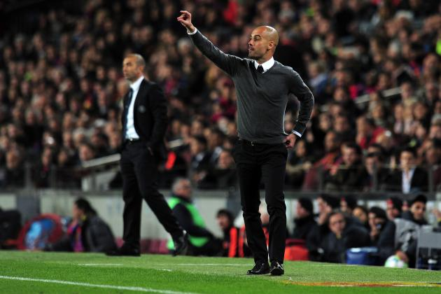 5 Reasons Pep Guardiola's Time at Barcelona Is Up