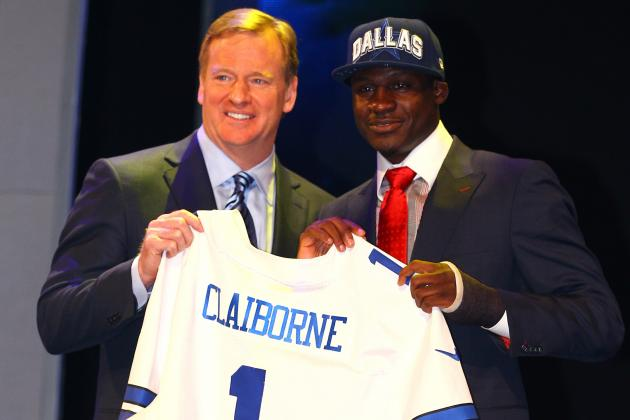 Dallas Cowboys 2012 Draft: 7 Players Cowboys Should Target on Day 2