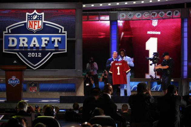 NFL Draft 2012: Day 1 Team Grades