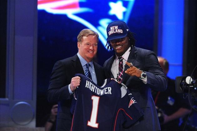 10 Most Shocking Developments of the 2012 NFL Draft