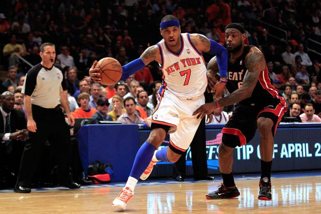 2012 NBA Playoffs: Full Knicks-Heat Preview and Analysis
