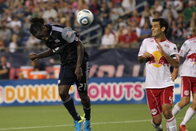 6 Reasons Why the New England Revolution Will Beat the New York Red Bulls