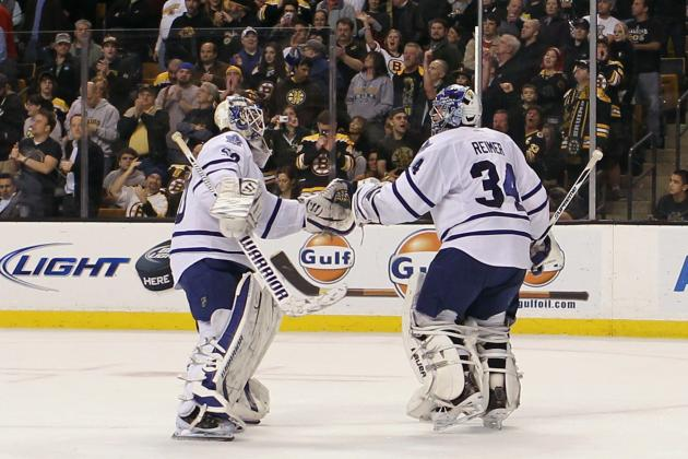 Toronto Maple Leafs: 5 New Goaltenders the Leafs May Be Using Come October