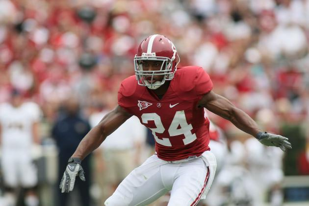 Kansas City Chiefs: Grading the Team's Picks for Rounds 4-7 of 2012 NFL Draft