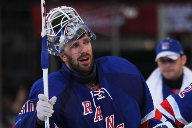 NHL Playoffs 2012: Ranking the Remaining Goalies