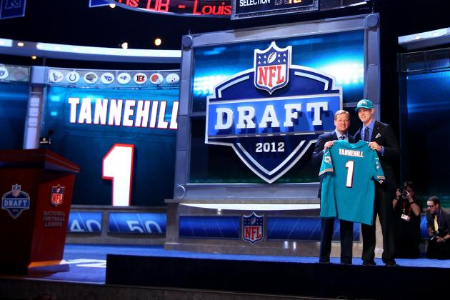2012 NFL Mock Draft: Jeff Ireland's Miami Dolphins Cheat Sheet for Day 2