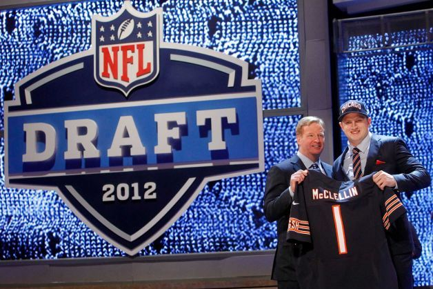 2012 NFL Draft: Grading the Chicago Bears' 1st Round