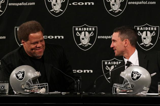 2012 NFL Draft: Forecasting the Raiders' Picks