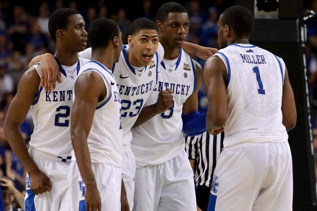 NBA Draft 2012: Finding the Best Fits for the 6 Kentucky Wildcats Stars