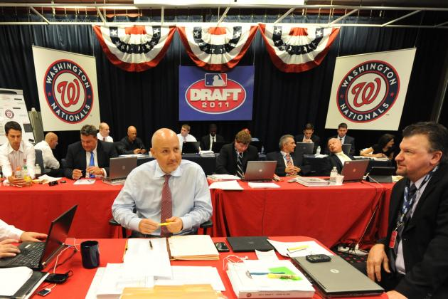 Washington Nationals: Tracking Progress of Top 10 Draft Picks from Last Year