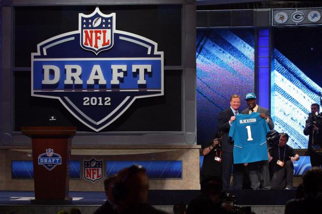 2012 NFL Draft Grades: Grading Every Trade Made on Day 2 of the NFL Draft