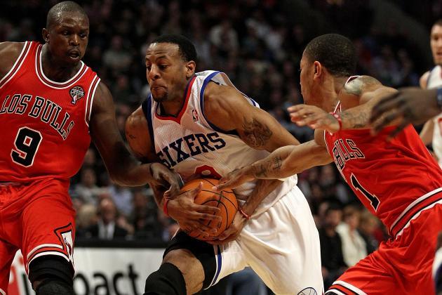 NBA Playoffs 2012: 5 Keys to the Chicago Bulls-Philadelphia 76ers Series