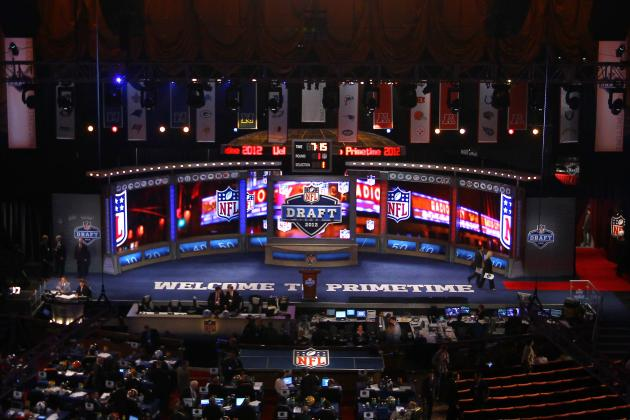 New York Giants Mock Draft: Rounds 4-7 with Day 2 in the Books