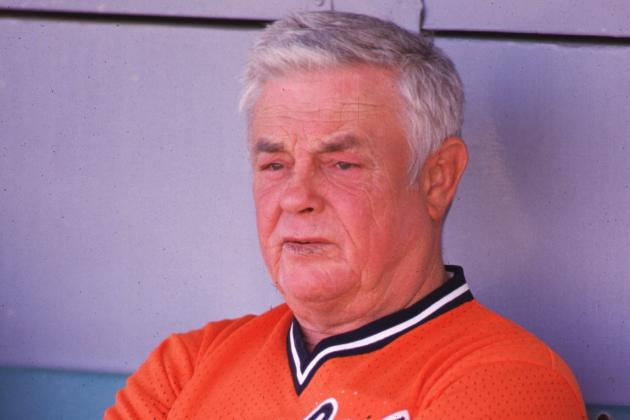 Baseball's Top 8 All-Time Managers Who Never Played in the Majors