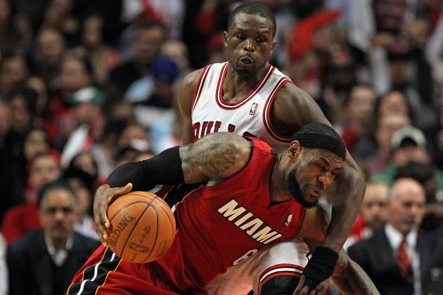 NBA Playoffs 2012: How the Heat Matches Up in Eastern Conference Playoffs