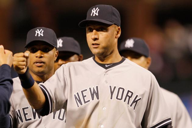 Derek Jeter, Fallen Angels, and Other Early Surprises of the 2012 MLB Season