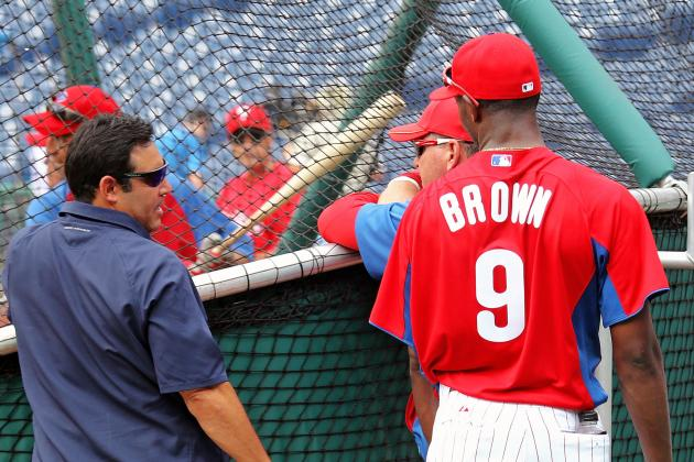 Domonic Brown: 5 Reasons It's Time to Call Up Phillies Young Slugger