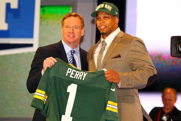 NFL Draft 2012: Players the Packers Should Target in the Fourth Round