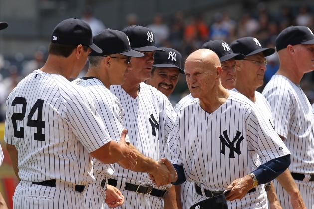 Mariano Rivera, Derek Jeter, and the 6 Vets the Yankees Will Need to Win in 2012