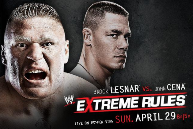 WWE Extreme Rules 2012: Predictions for First Pay-Per-View After WrestleMania