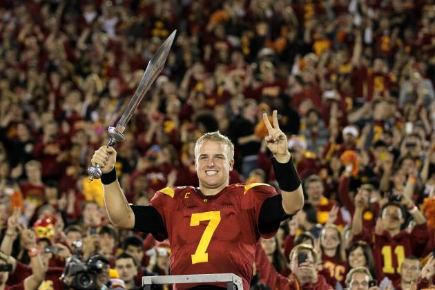 College Football: 5 Favorites to Win the 2012 Heisman Trophy