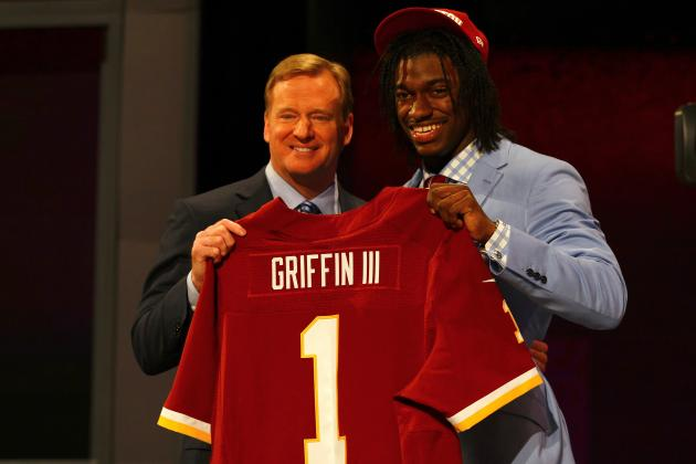 2012 NFL Draft Results: Predicting the Top Rookie-Vet Training Camp Battles
