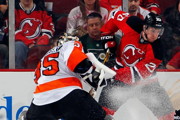 10 Most Memorable Devils vs. Flyers Playoff Moments