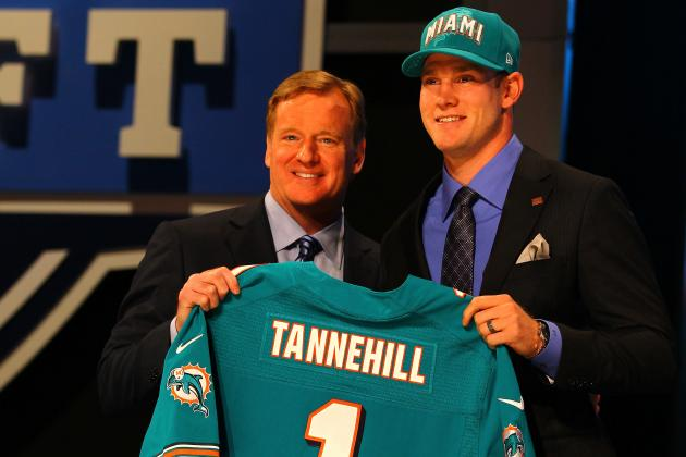 NFL Draft 2012: 10 Biggest Reaches of Entire Draft