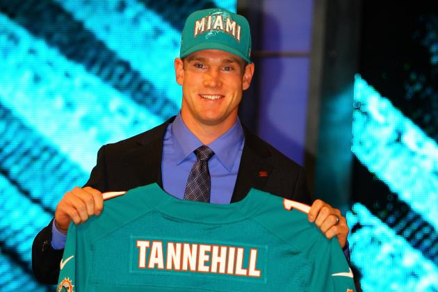 Miami Dolphins 2012 NFL Draft Report Card: Grades for Every Pick