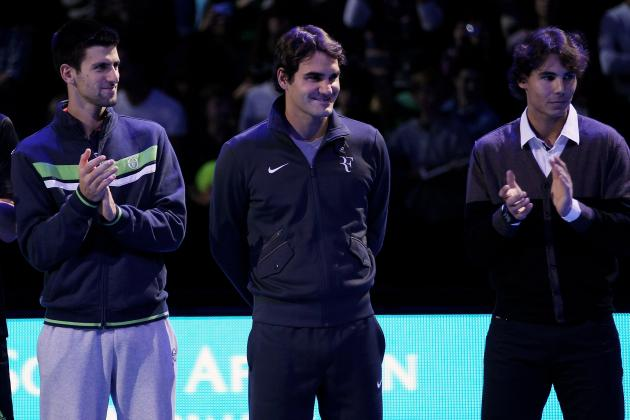 4 Ways Tennis' 'Big Three' Can Force Positive Change in the Sport