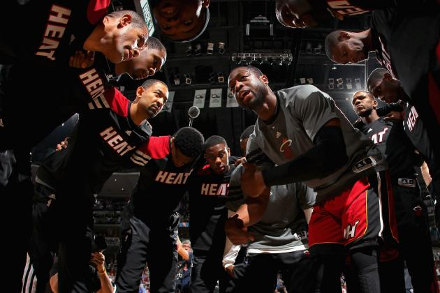 NBA Playoffs 2012: Power Ranking Miami's X-Factors the Rest of the Postseason