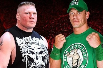 WWE Extreme Rules 2012: Ranking the Best Moments of Lesnar and Cena Feud