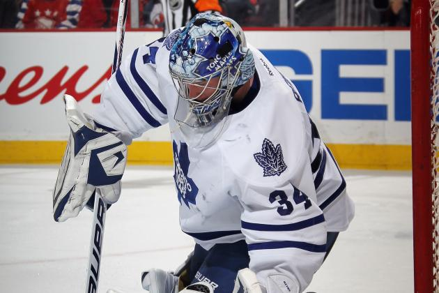 2012 NHL Offseason: Fixing the Toronto Maple Leafs, Part 2: Goaltending