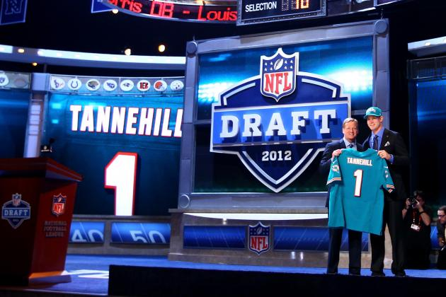 Miami Dolphins 2012 NFL Draft: Reacting to All 9 Draft Picks