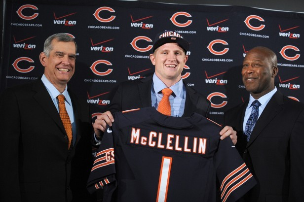 Chicago Bears 2012 Draft: Grading All 6 Picks, Undrafted Free Agents Signed