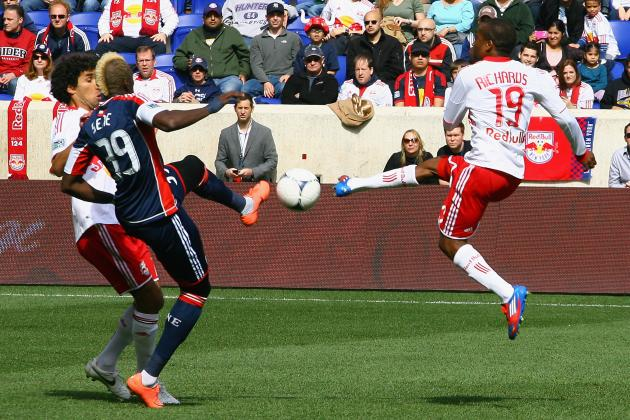 MLS: 5 Lessons Learned from the Revs' Loss to the New York Red Bulls