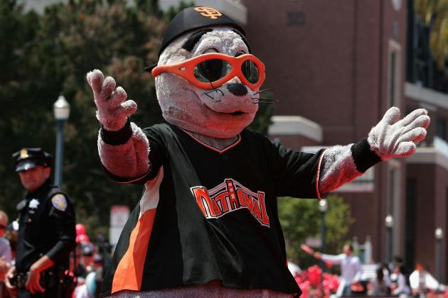 MLB Power Rankings: Breaking Down Baseball's Best Mascots