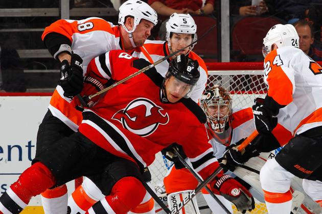 NHL Playoffs 2012: Top 5 Things the Devils Must Do to Beat the Flyers