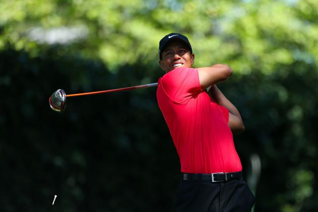Wells Fargo Championship 2012: 4 Golfers Who Can Shine at Quail Hollow