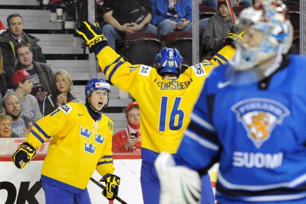 NHL Draft 2012: 20 Best Prospect Highlight Videos on YouTube