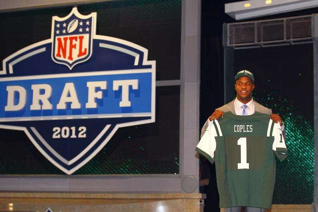 New York Jets 2012 NFL Draft Report Card: Grades for Every Pick