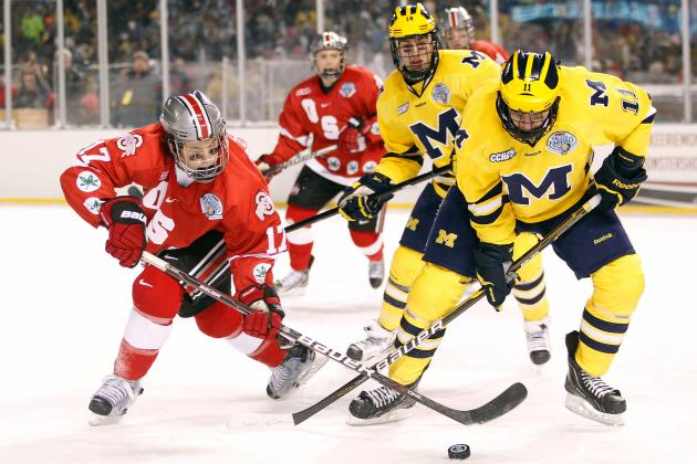 Big Ten Hockey: 5 Big Questions for Next Year