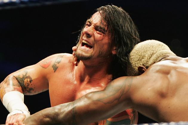 WWE Extreme Rules 2009: Top 10 Moments from an Eventful Night