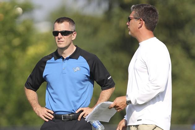 Detroit Lions: Early Projections for Lions' Final 53-Man Roster