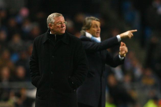 Manchester Derby 2012: 7 Things Which Will Decide the Champions of England