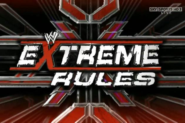 WWE Extreme Rules 2012: The Best Matches from Every Event Since 2009