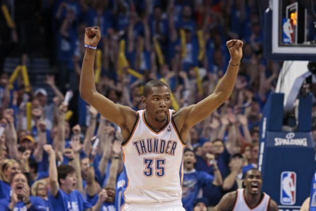 2012 NBA Playoffs: Ranking the 3 Best Performances from Day 1