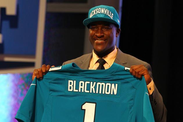 NFL Draft 2012 Recap: Grading the Jacksonville Jaguars' Selections