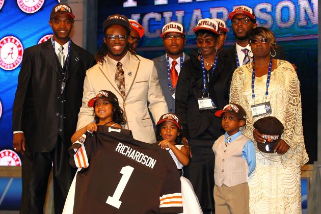 Highlights from Every Cleveland Browns 2012 Draft Pick