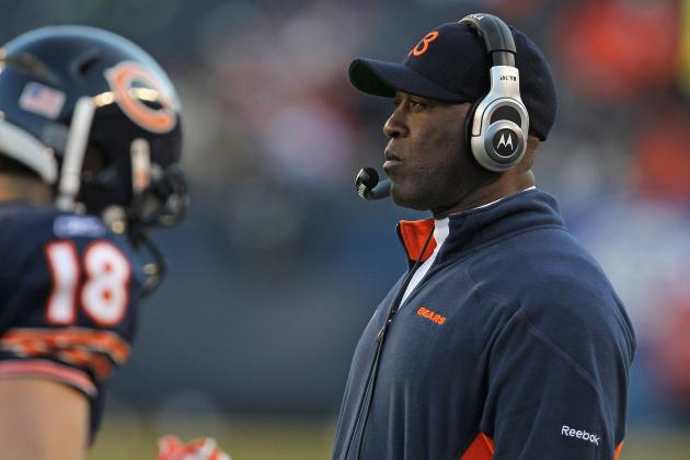 Chicago Bears: Lovie's Safety Dance